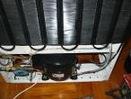 Gorenje fagyasztó szekrény 240 literes GL80 kész